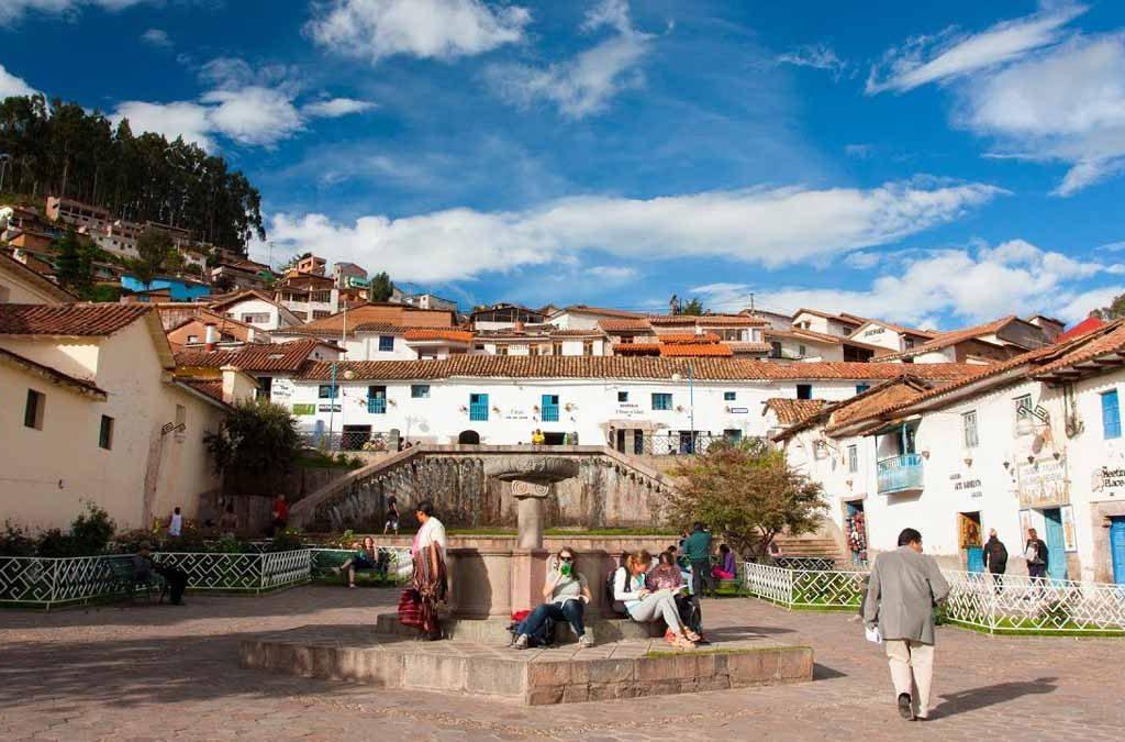 Barrio de San Blas - Lugares turísticos para visitar en Cusco