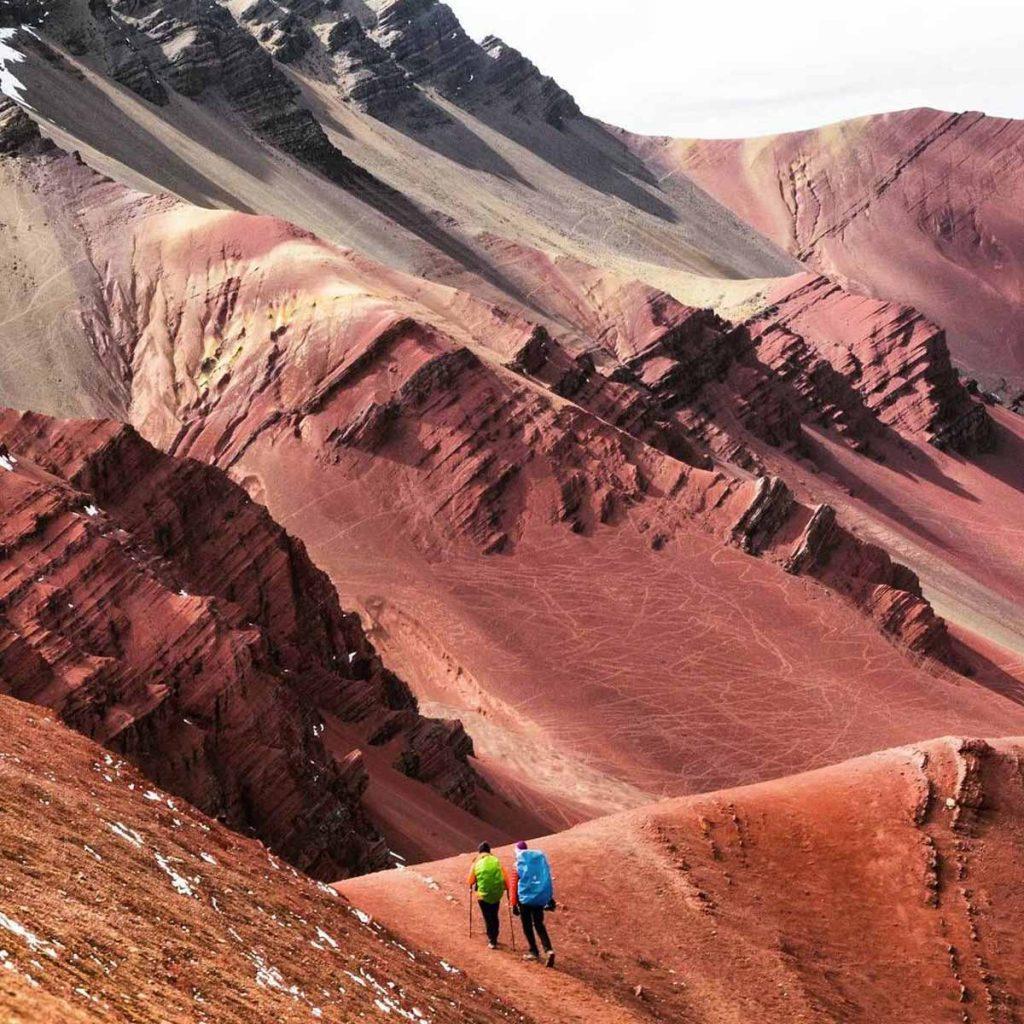 Valle Rojo Cusco - Mejores lugares para conocer en Cusco