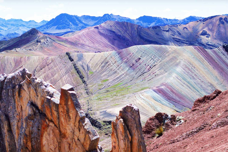 Palccoyo: Montaña de 7 colores