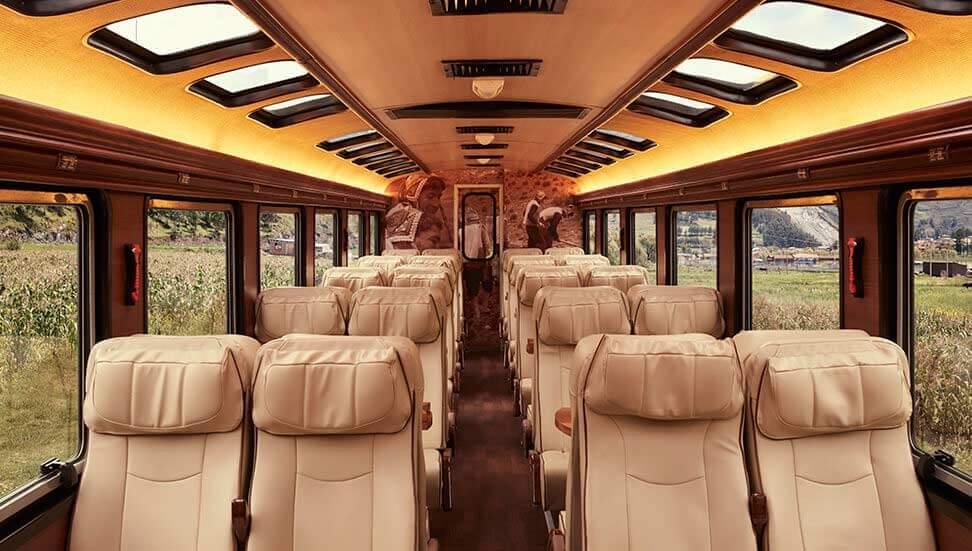 Voyaber - El más popular de Incarail - Tren a Machu Picchu