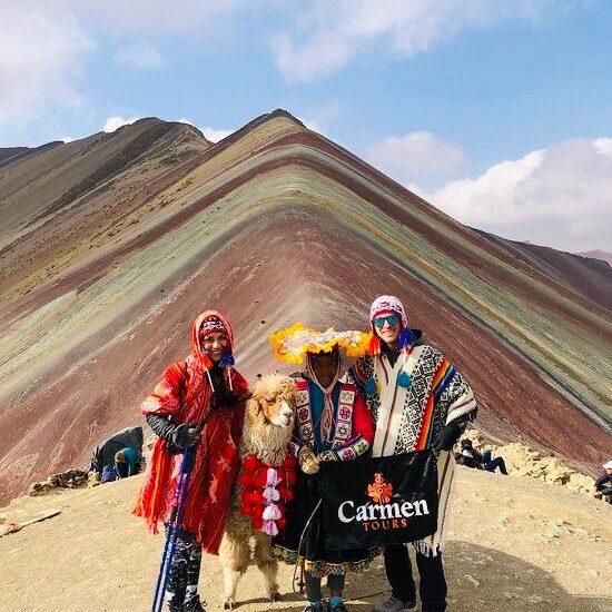Montaña de 7 Colores